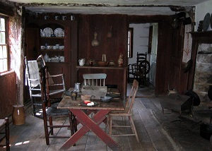 Kitchen, Thomas Lee House