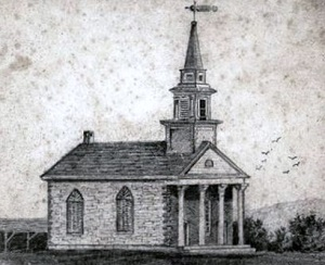Old Stone Church, Second Ecclesiastical Society of Lyme