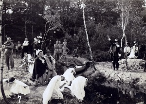 1935 Re-enactment of the Bride Brook Wedding (1646-7)