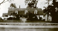 Caulkins Tavern, Flanders