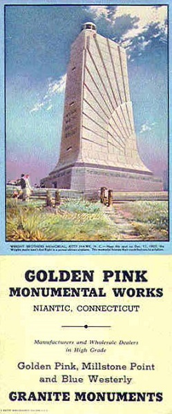 Golden Pink Monumental Works, Niantic