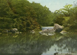 Site of old fulling mill, East Lyme