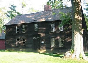 Thomas Lee House, c. 1660